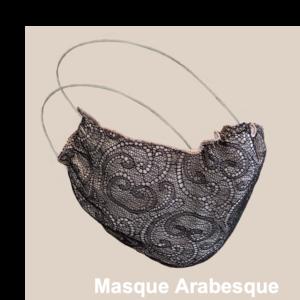 Masque Arabesque