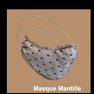 Masque Mantille